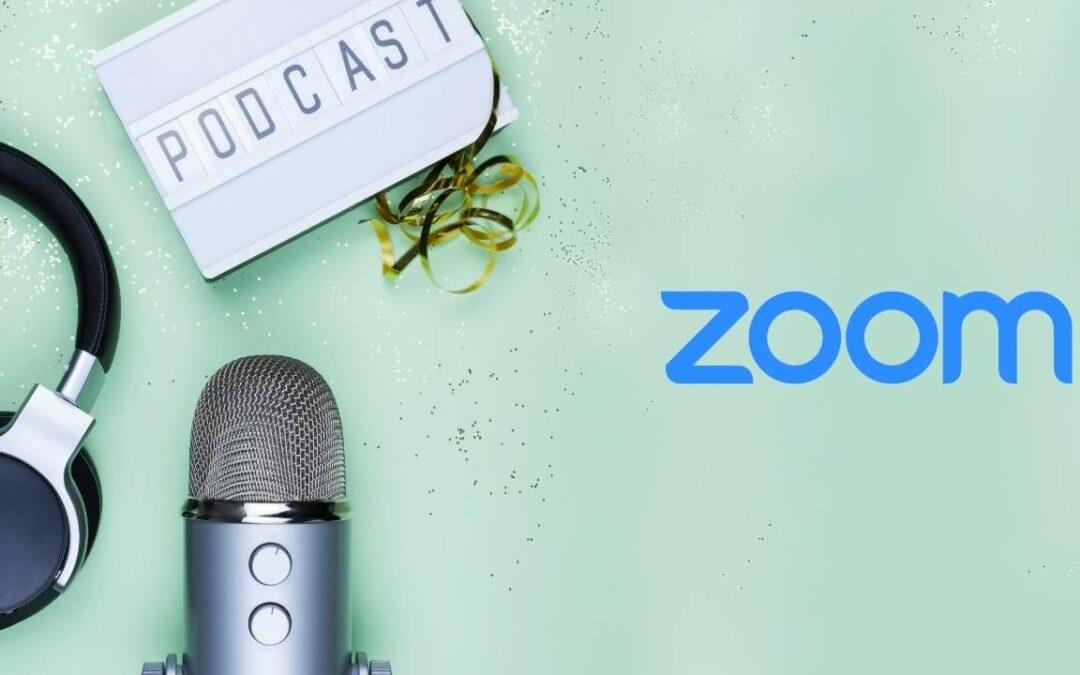 Podcast Aufnahme: Warum Zoom nicht für eine Podcast Aufnahme geeignet ist!